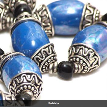 Perle en céramique Kazuri